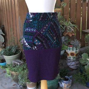 NWOT LuLaRoe Cassie Skirt